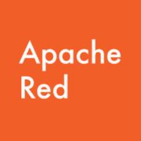 Pacific Hostessware Color Apache Red