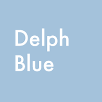 Pacific Hostessware Color Delph Blue
