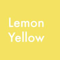 Pacific Hostessware Color Lemon Yellow