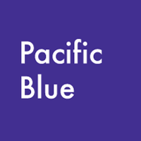 Pacific Hostessware Color Pac Blue