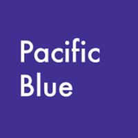 Pacific Hostessware Color Pac Blue