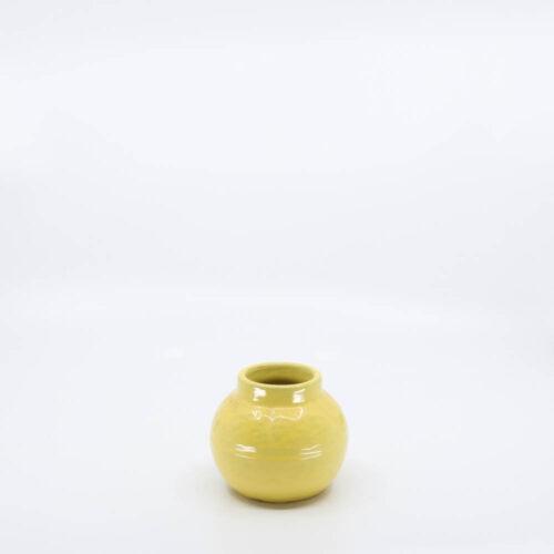 Pacific Pottery Hostessware Expo Orange Yellow