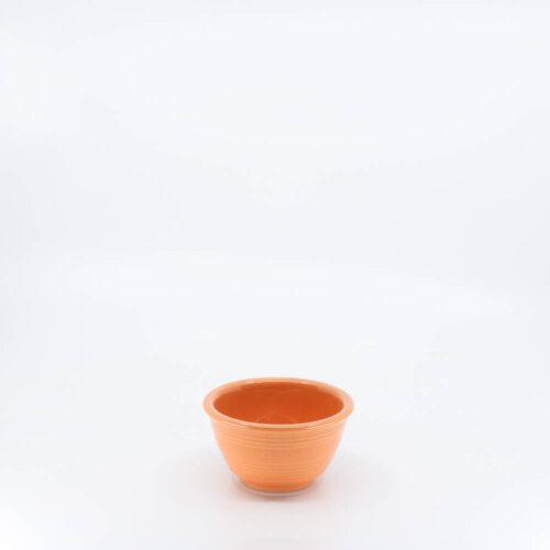 Pacific Pottery Hostessware 206 Custard Apricot