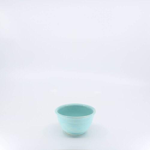 Pacific Pottery Hostessware 206 Custard Aqua