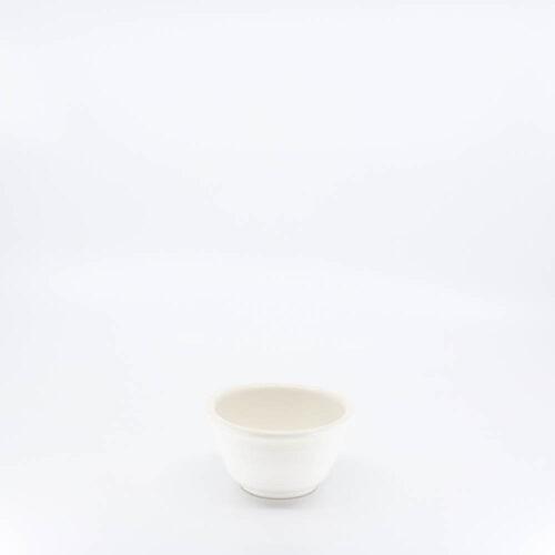 Pacific Pottery Hostessware 206 Custard White