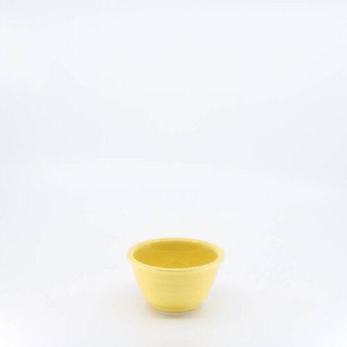 Pacific Pottery Hostessware 206 Custard Yellow