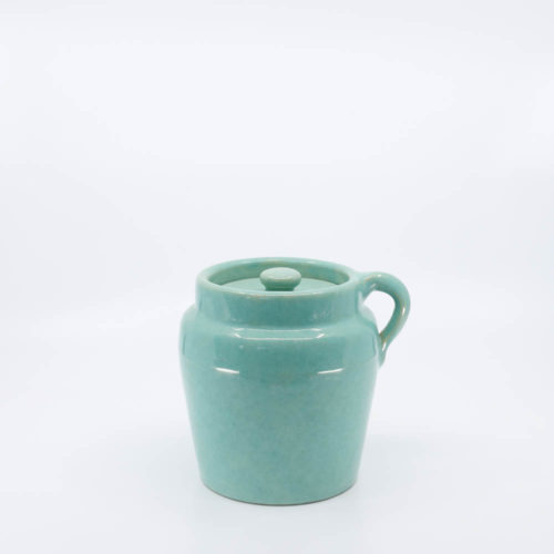 Pacific Pottery Hostessware 226 Beanpot Green