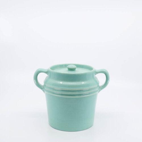 Pacific Pottery Hostessware 235 Beanpot Green