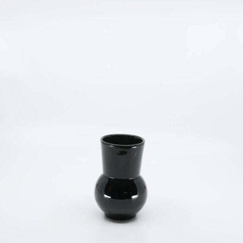 Pacific Pottery Hostessware 419 Ball Tumbler Black