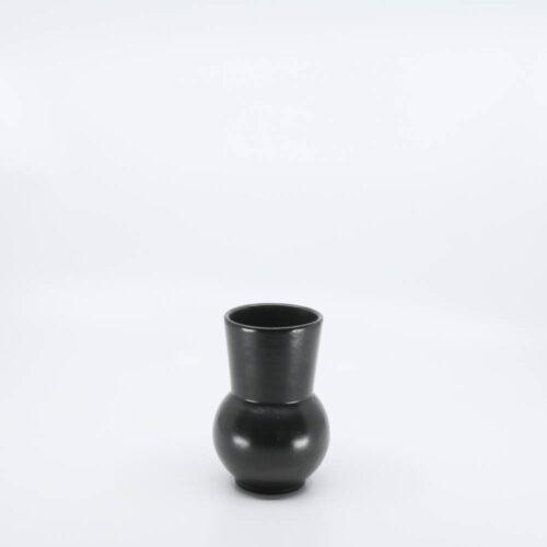 Pacific Pottery Hostessware 419 Ball Tumbler Gunmetal