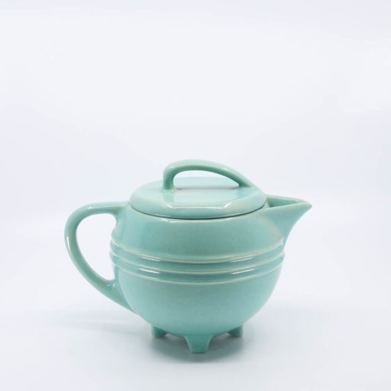 Pacific Pottery Hostessware 436 Batter Pitcher Green