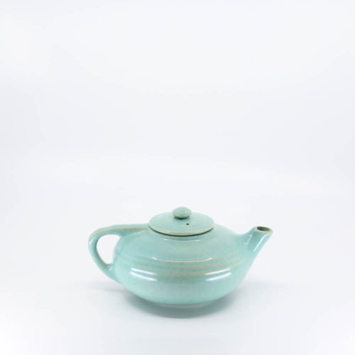 Pacific Pottery Hostessware 438 2-cup Teapot Green