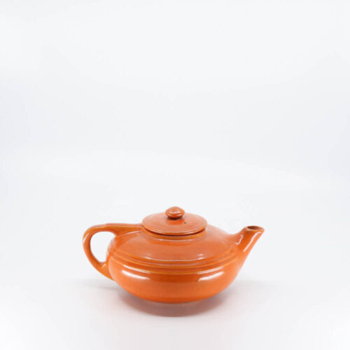 Pacific Pottery Hostessware 438 2-cup Teapot Red