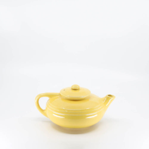 Pacific Pottery Hostessware 439 2-cup Teapot Yellow