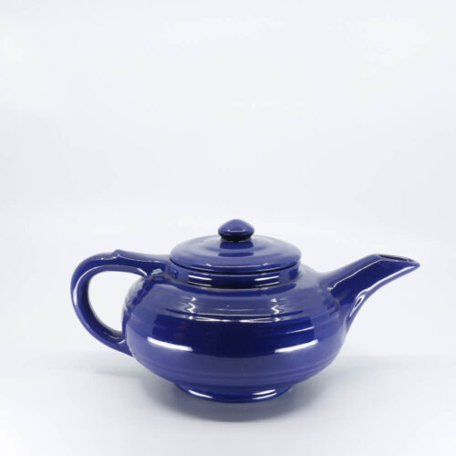 Pacific Pottery Hostessware 440 8-cup Teapot Pacblue