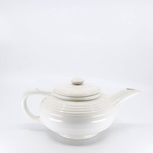 Pacific Pottery Hostessware 440 8-cup Teapot White