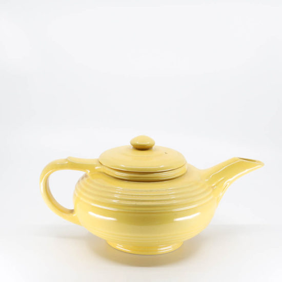 Pacific Pottery Hostessware 440 8-cup Teapot Yellow