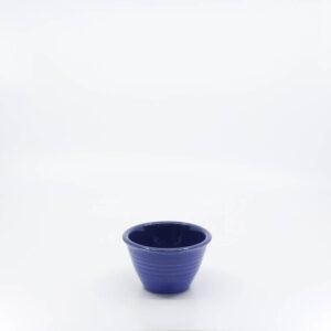 Pacific Pottery Hostessware UNK Custard Alt-Design Pacblue