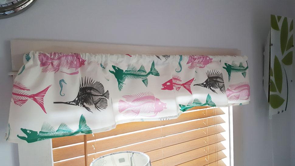 QwkDog Design Fish Skeleton Room 03