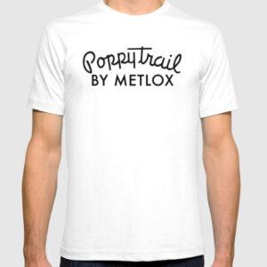 QwkDog Metlox Poppytrail Logo T-Shirt