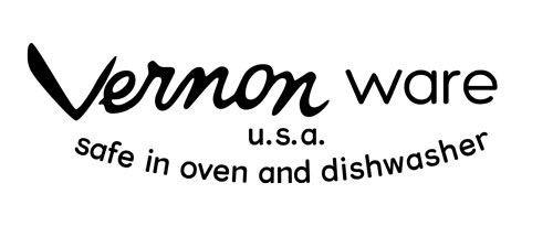 QwkDog Vernon Kilns Vernonware Logo