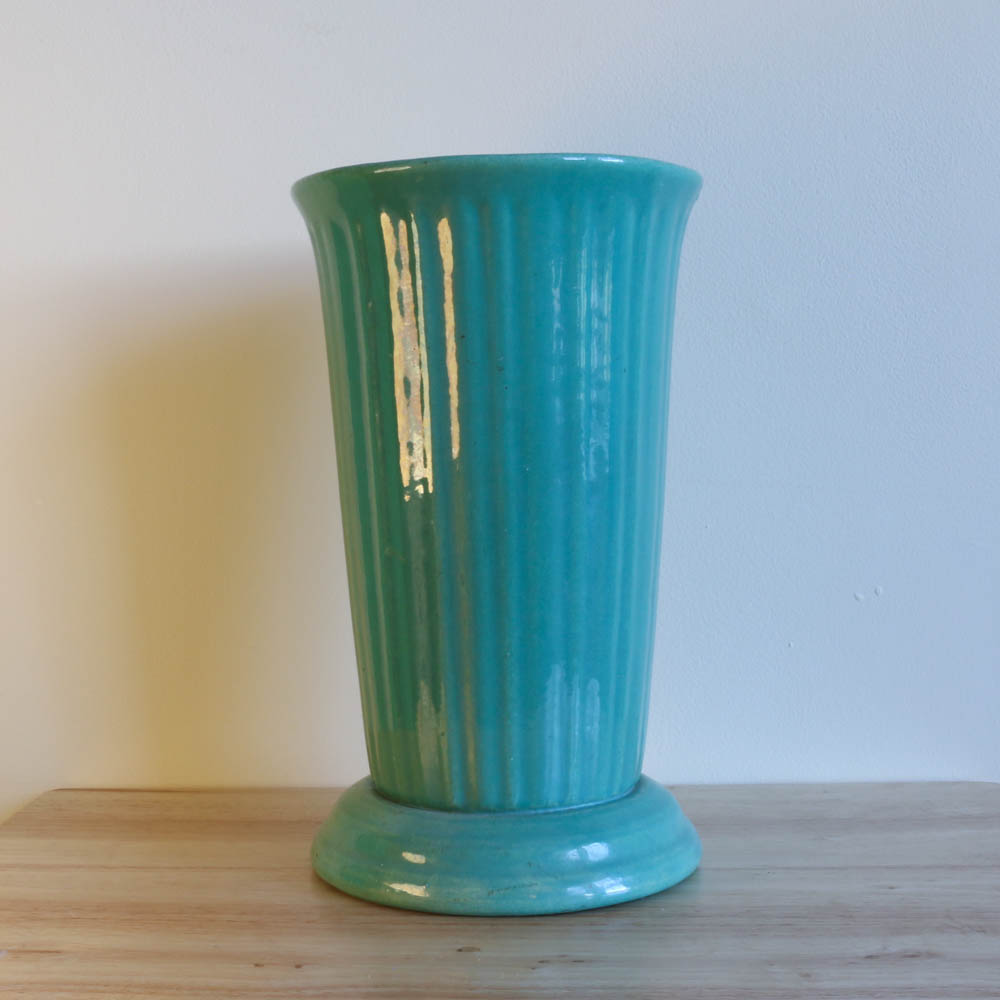 QwkDog Garden City Pottery Medium Vase
