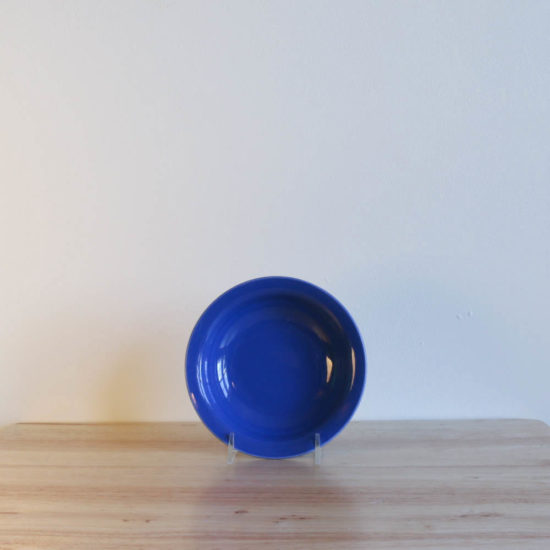 Vernon Kilns Early California Bowl Fruit Blue