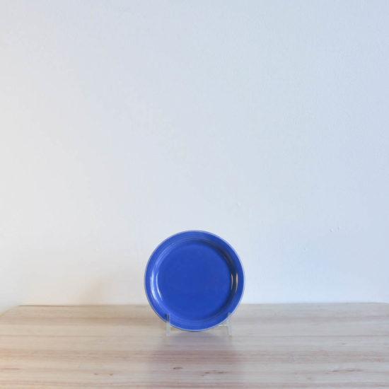Vernon Kilns Early California Coaster Blue