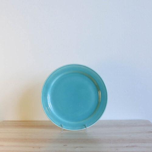 Vernon Kilns Early California Salad Plate Green