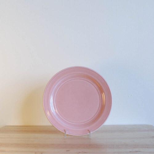 Vernon Kilns Early California Salad Plate Pink