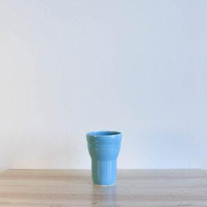 Vernon Kilns Early California #2 Tumbler Turquoise