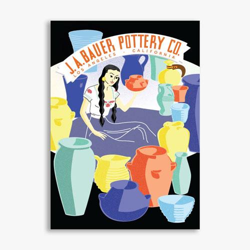 QwkDog Bauer Pottery Catalog
