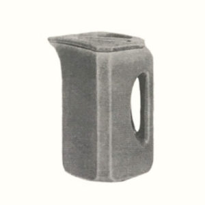 QwkDog Pacific Pottery Hostessware 422 Pitcher Catalog