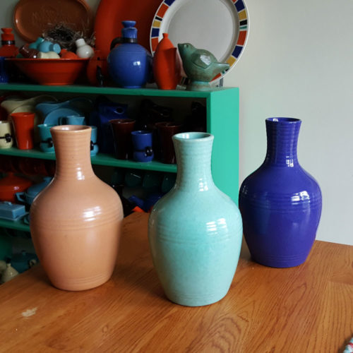Pacific Pottery Hostessware 401 Water Bottles