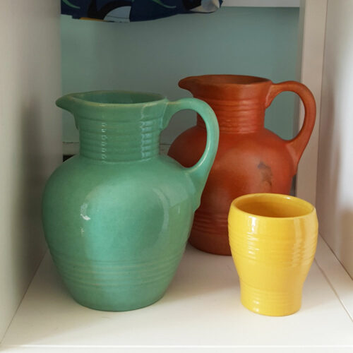 Pacific Pottery Hostessware 430 Pitchers