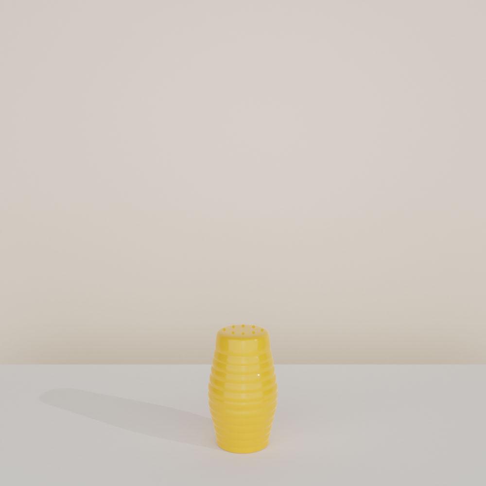 Bauer Pottery Ringware Sugar Shaker