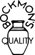 Bauer Pottery Bockmon Logo