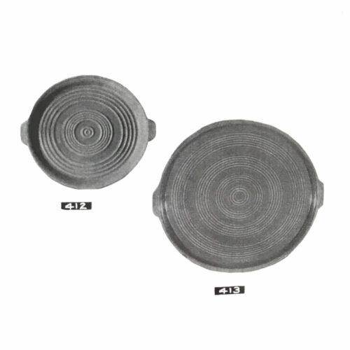 Pacific Pottery Hostessware 412 Target Platter Catalog