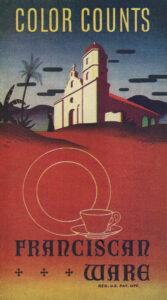 QwkDog Gladding McBean Franciscan Color Counts Brochure