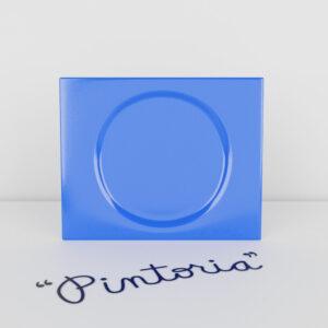 QwkDog 3D Metlox Pintoria Dinner Plate