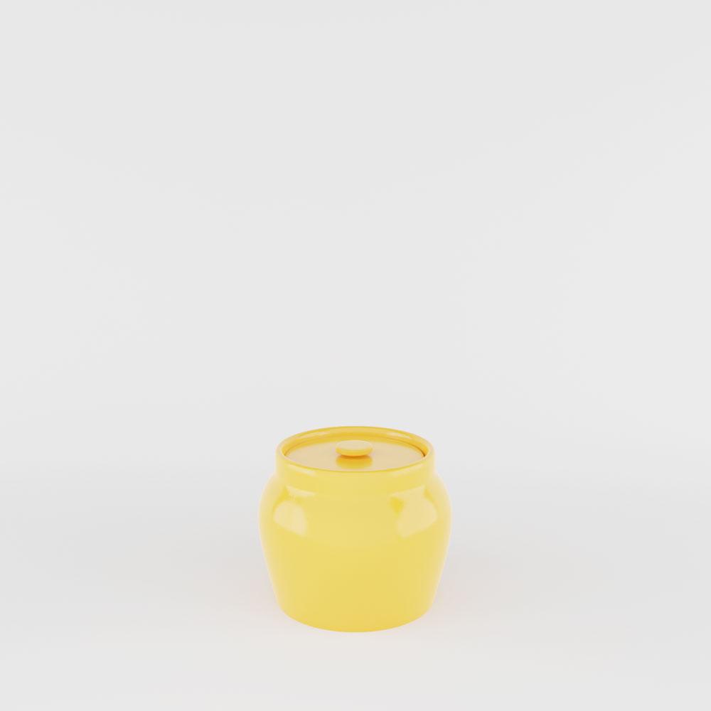 Pacific Pottery Hostessware 225 Beanpot