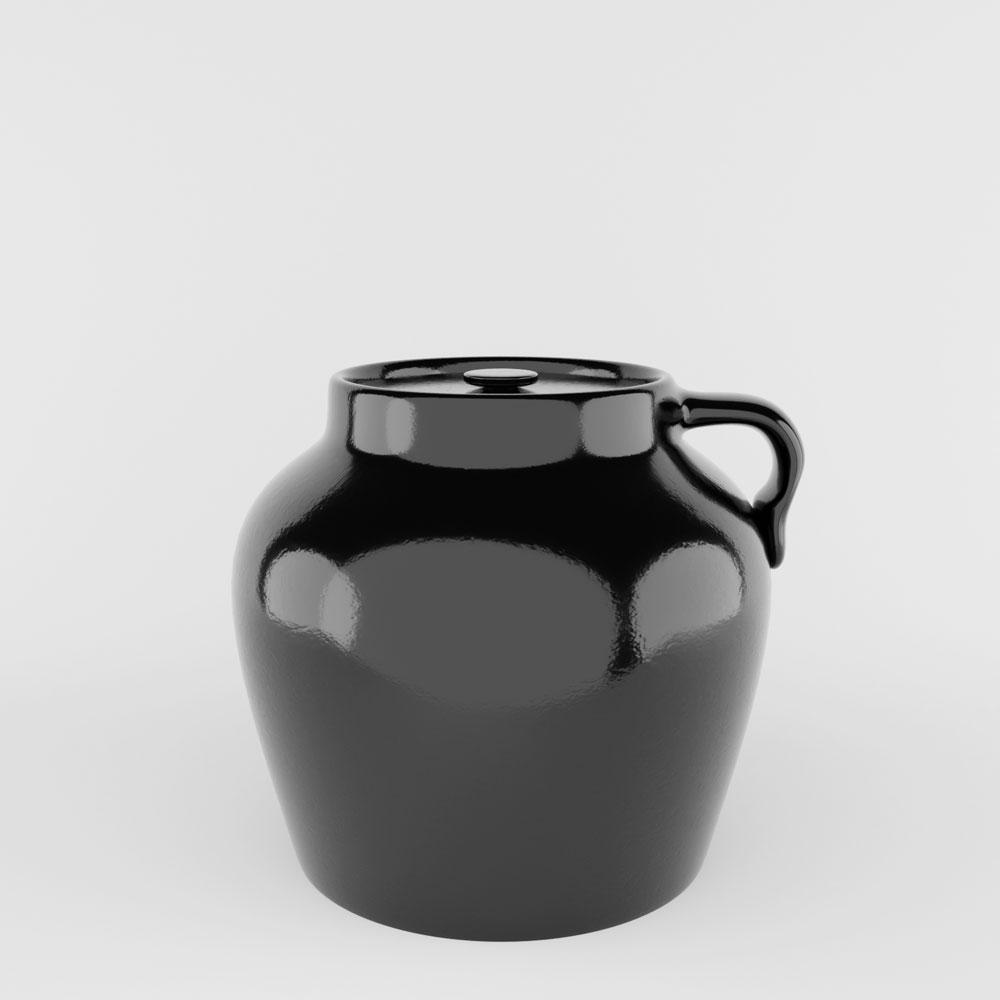 Pacific Pottery Hostessware 228 Beanpot