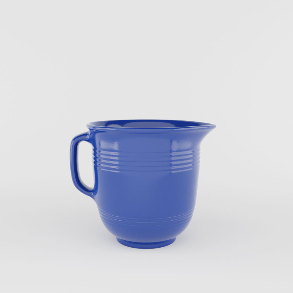 Pacific Pottery Hostessware 302 Beater Pitcher