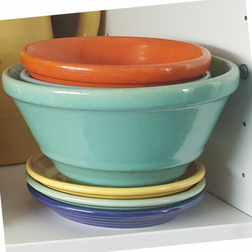 Pacific Pottery Hostessware Mini Kitchen Bowl Set