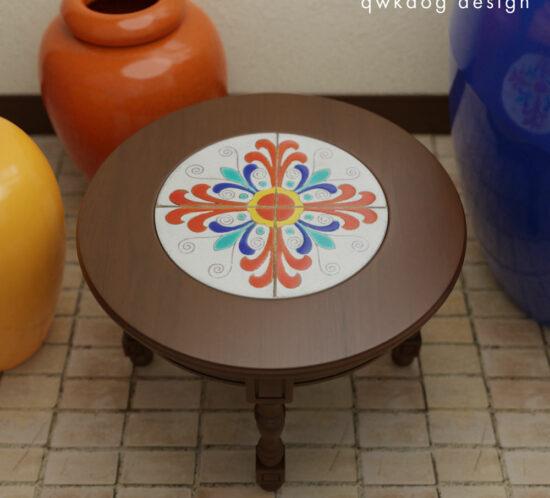 QwkDog 3D D&M Tile Table Pattern #1