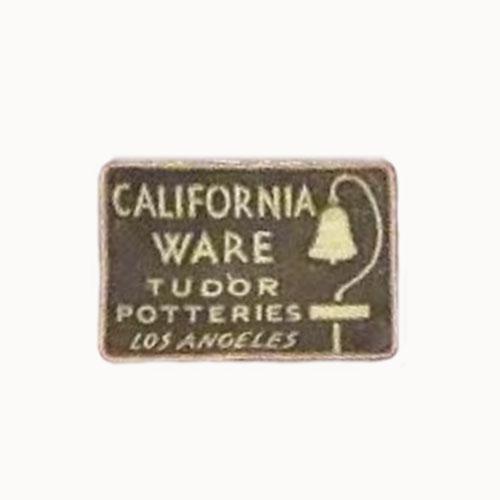 QwkDog Tudor Pottery Label 01