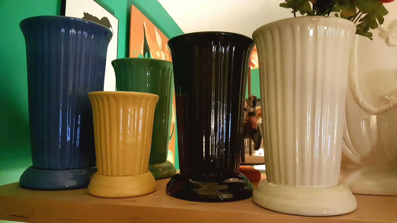 Garden City Stock Vases