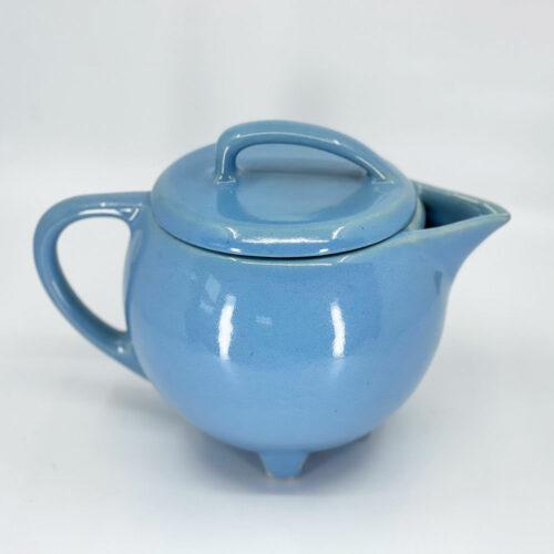QwkDog Pacific Pottery Hostessware 436 Batter Pitcher delph blue Peter Davis