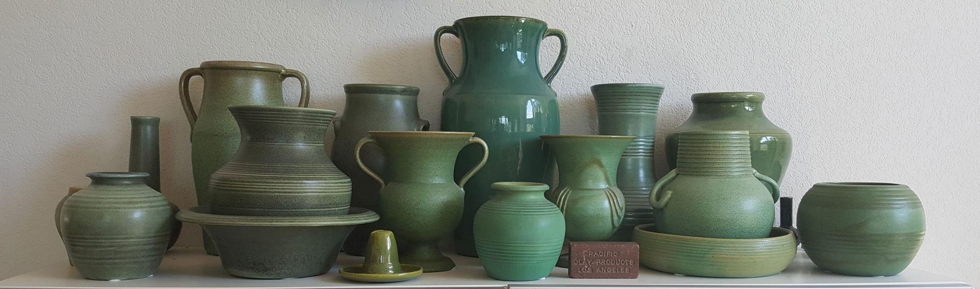 Pacific Pottery Early Artware Sakata