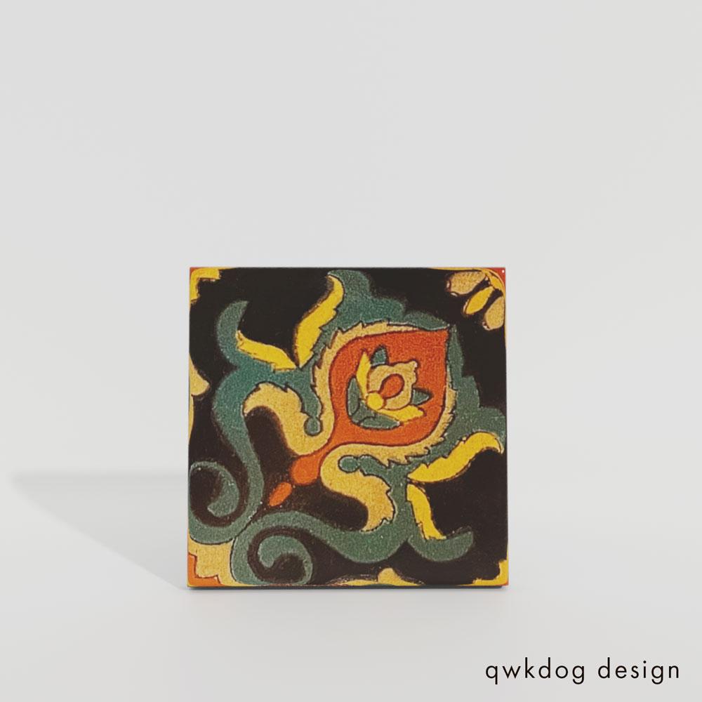QwkDog 3D Taylor Tile 6x6 Geo Panel